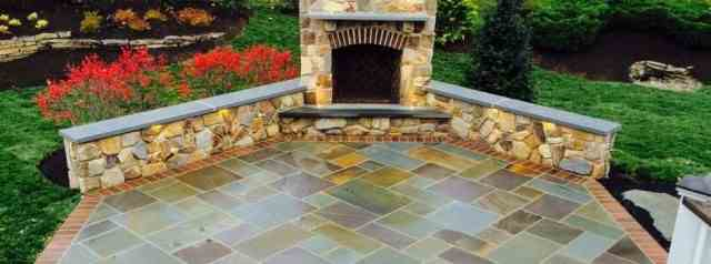 Bluestone Pavers and Flagging