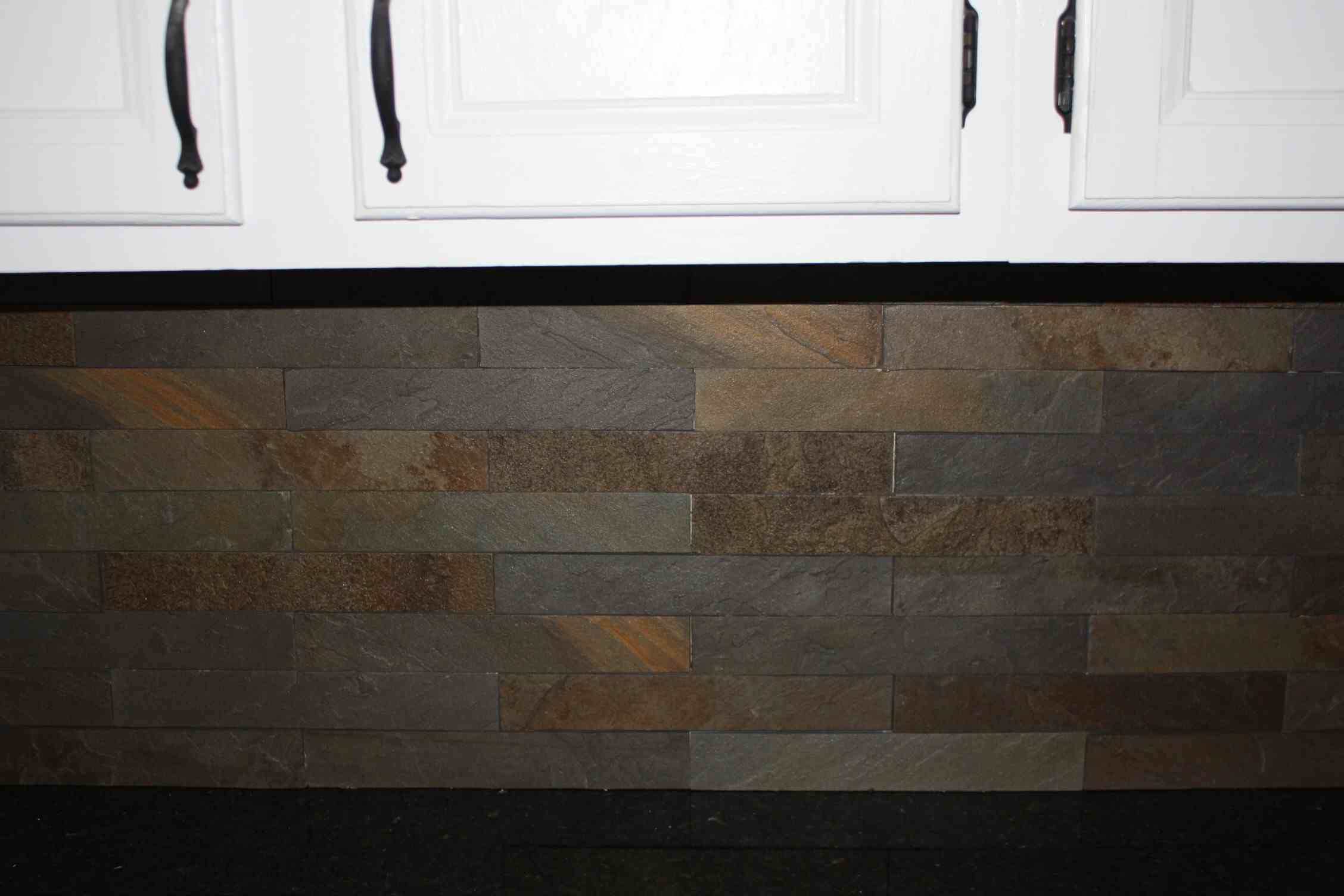 Burgundy Brown Wall Tile
