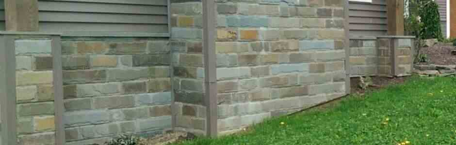 Thin Veneers, Wall & Building Stone